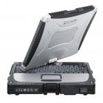 Panasonic Toughbook CF19-MK2 + leather case
