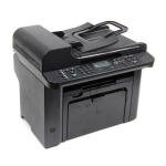 HP Laserjet 1536dnf MFP - ÚJ tonerrel